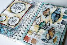 Art Journal / by Kelley Petkun