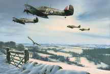 RAF Benevolent Fund Christmas cards 2015 / Here's our Christmas cards available from our online shop. http://shop.rafbf.org/