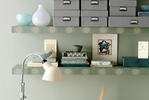 Home: Organized Spaces