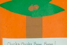 Daycare Ideas - Chicka Chicka Boom Boom / by Laura Laforest