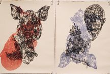 Intaglio prints / by Dawn Keebals