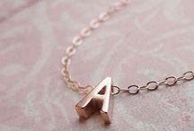 Jewelry / by Carina Mattsson