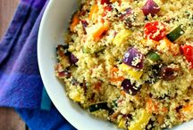 Couscous & Quinoa