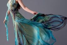 Beautiful dresses / gowns
