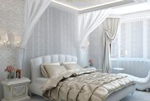 Дизайн интерьера роскошной квартиры в стиле неоклассика / Пожелания заказчика: создать богатый и роскошный дизайн интерьера квартиры в стиле неоклассика.