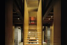 Staircases / Amazing Contemporary Staircases