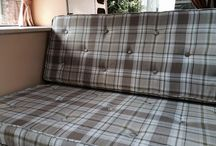 Camper Furnishings / Bespoke soft furnishings for camper vans, caravans, yurts, cabins or whatever glamping shelter you can imagine - have it your way!