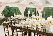 gorgeous white weddings