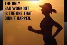 Workout Motivation ! / Get some motivation..or share some with me. Whatever you do..keep moving and get your fitness on!