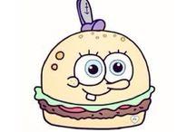 Sponge Bob the Squarepants!