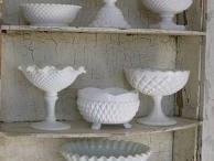 Antiques - glassware