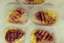 Healthy Lunch/Dinner Ideas / by Kirsten davis