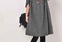 stitch patterns / dotted kurti