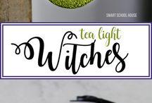 tea light crafts