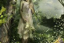 Faeries~ / by Tracy Preschat