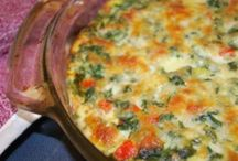 healthy spinach quinche