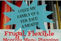 FOOD: Frugal Ideas