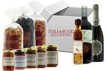 Food Boxes / Food boxes with Italian products to cook a dinner with Italian food 100% made in Italy