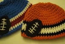 Crochet: Sports Theme / by Penny Lewis