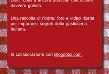 Per il tuo dolcissimo iphone / Scarica l'app VIDEO RICETTE DOLCI