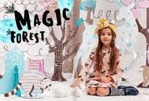Magic Forest / Magic forest for Big Baby Boom Magazine Muah, стиль неподражаемая Луиза Потапова  Сказочный лес от ❤ Regil Sisters  Стиль от любимого Mlittle_ru  И конечно мои потрясающие модели ❤ Анечка Адмакина (Модельное агентство President kids) Бусинка Мира, очаровательный Костик и Глашенька