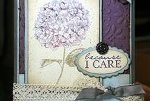 Cards - Florals #2