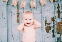 First Birthday! / by Crystal Mercer