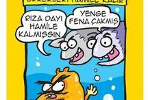 Komedi karikatür