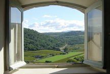 Open window - Nyitott ablak