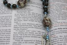 Christian Prayer Beads (Anglican / Protestant)