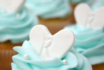 Wedding cupcakes / by Brittany Rose