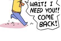 some life comics