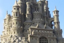 Surreal Sandcastles