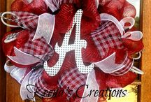 ROLL TIDE / My Obsession / by Sara Blue
