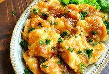 鶏肉 胸 料理