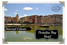 Portofino Bay Hotel at the Universal Orlando Resort / Escape to the Italian Riviera at this on-site Universal Orlando Resort hotel. Take the boat or walk to Universal Studios or Islands of Adventure. Onsite guests also great benefits like Express Pass and early entry into the Wizarding World of Harry Potter.