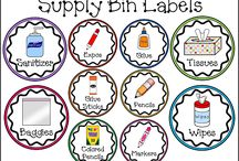 Classroom Labels / by Dianne Hinojosa