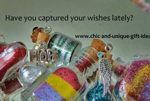 Captured Wishes - fairy dust with meaning