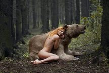 Surreal Portraits / nature +art