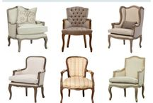 French country/vintage furniture