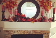 Mantels / by Kimberly Desiderio