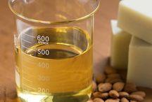 Ingredientes que amamos / óleos e manteigas vegetais