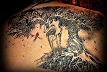 Tattoos / by Erica Berkenpas