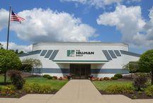 Hillman Locations / Locations in the US, Canada, Mexico and Australia