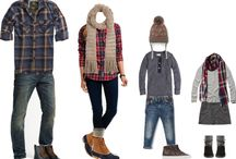What to wear to Autumn Session Ideas / Some ideas of what colours to wear to your Autumn Mini Sessions