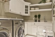 Laundry Room / by Kim Anderson
