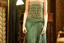 Downtown abbey dress up