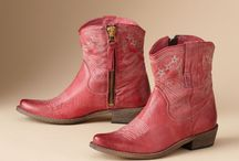 these boots are made for me