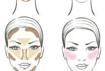 Beauty cheat sheets and hacks
