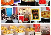 Bell's birthday party ideas
